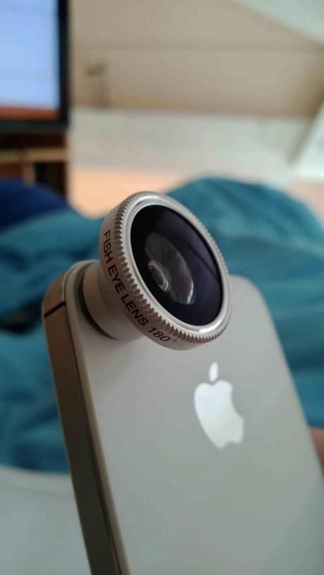 Test objectifs Fish-Eye, Grand-angle, Macro et zoom