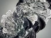 mondes organiques abstraits Sougwen Chung