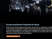 Daft Punk l'album Random Access Memory écoute iTunes