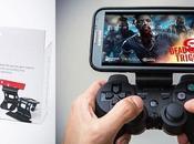GameKlip fixez votre smartphone manette Sony