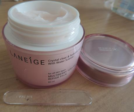 LaNeige - Multiberry Yogurt Repair Pack