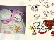 Carnet dessin 14.05 Cadeaux japonais