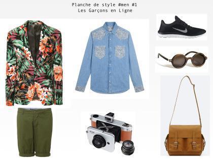 Plache de style #1