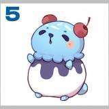 Familier Snow Miku 2014 - Mieau