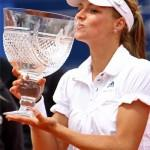 Maria Kirilenko remporte le tournoi d'Estoril, les Photos