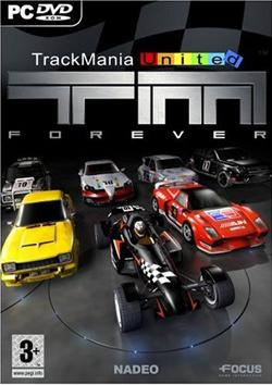 Trackmania united forever sur PC