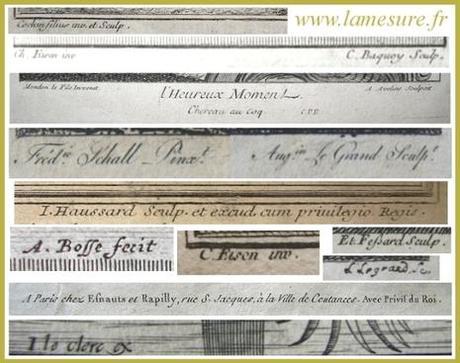 Expertiser une gravure ancienne