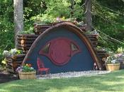 Cabane Hobbit Wooden Wonders