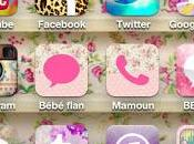 Customiser iphone/ ipod avec nouvelles icônes trop jolies.
