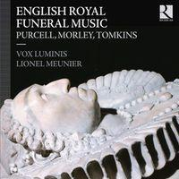 English fueral music vox luminis
