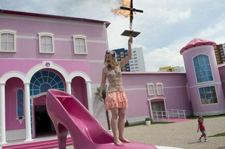 maison de barbie berlinoise