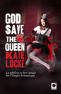 GOD SAVE THE QUEEN de Kate Locke