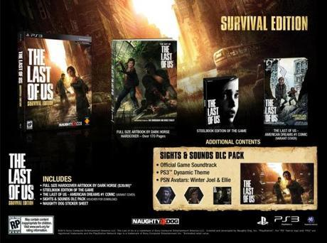 Survival Edition The Last of Us