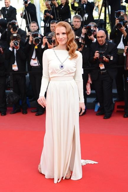 Jessica-Chastain Cannes 2013
