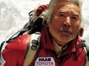 ans, atteint sommet l'Everest