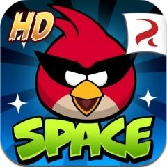 Angry Birds Space HD temporairement gratuit