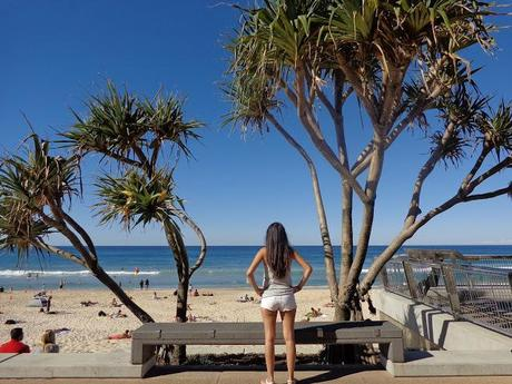 CHILL OUT AT THE BEACH, SURFER PARADISE 20.05.13