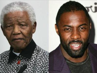 IDRIS ELBA INCARNERA MANDELA DANS SON FILM AUTOBIOGRAPHIQUE 'MANDELA : LONG WALK TO FREEDOM'