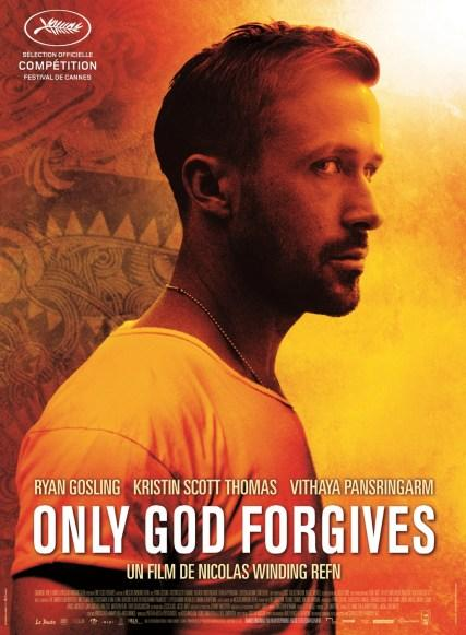 Only God Forgives - Affiche (1)