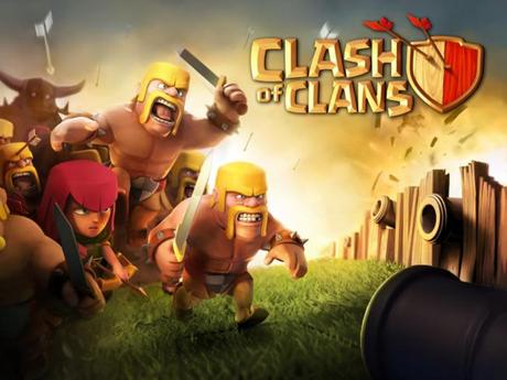 Clash of Clans sur iPhone, nouvelle version disponible...