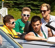 Taylor Lautner dans 'Grown Ups 2 ' : Images