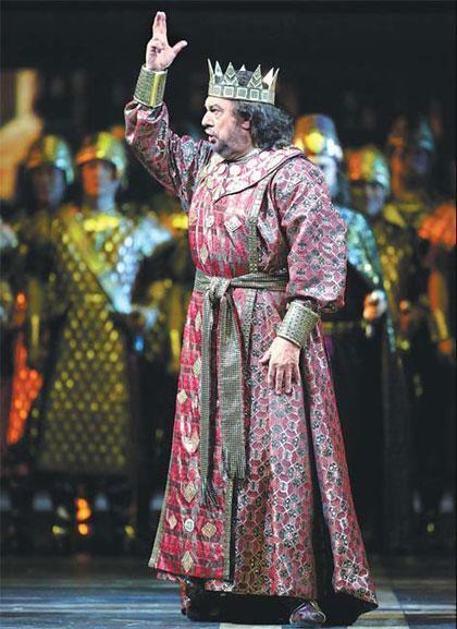 Une soirée à l'Opéra de Beijing et Jeanne d'Arc au bûcher d'Arthur Honeggger à l'Orchestre symphonique de Montréal