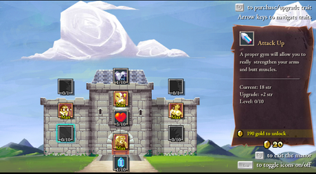Quick Review: Rogue Legacy