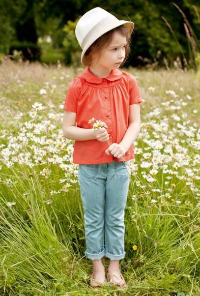 La collection enfant printemps-été Chloé - Paperblog ed189d93f86