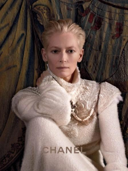 Chanel Métiers d'Art « Paris -Edimbourg »: le Luxe tendance Game of Thrones?