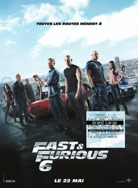 Critique Fast and Furious 6