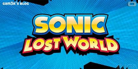 Sonic Lost World : premier trailer !