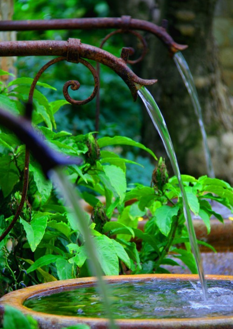 Jolies idées récup pour le jardin