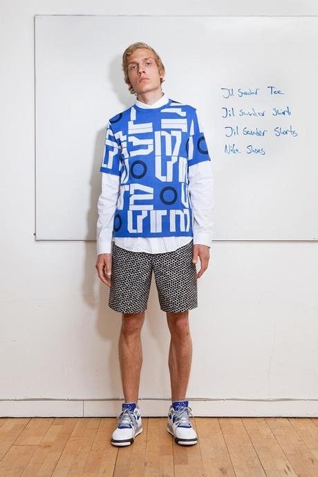 TRES BIEN – SUMMER 2013 LOOKBOOK
