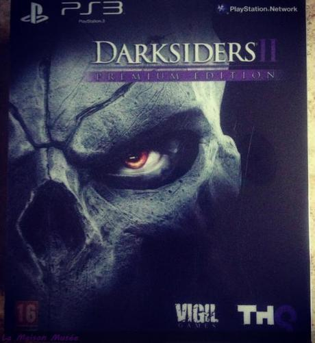 Premium Edition Darksiders 2