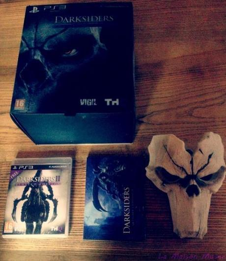 Contenu Edition Collector DarkSiders II