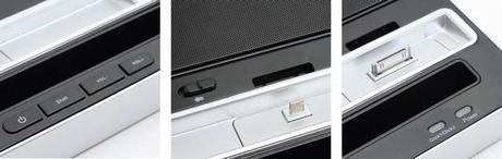 Un socle de recharge et de synchronisation pour iPhone, iPad, Galaxy S2, S3 et Note 2