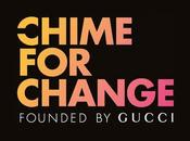 """Chime Change"", caritatif selon Gucci..."