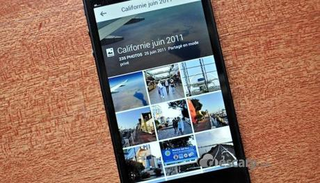 iPhone 5 google plus photo Google+ pour iOS : optimisation automatique des photos, création de GIF animés et plusieurs autres fonctionnalités
