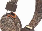 casque tricoté… Urbanears Plattan Harris Tweed