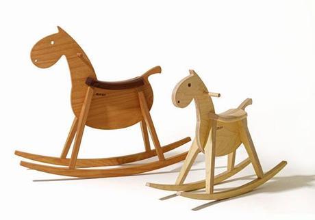 Cheval à bascule en bois ikea - Bricolage
