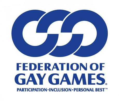 LOGO Fédération des Gay Games