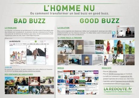 leafaitsapub - la redoute - homme nu - bad buzz good buzz