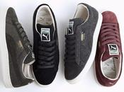 Puma Classic Suede Wool Pack Automne 2013