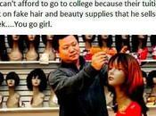 Coreen femme noire