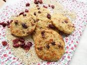 Cookies quinoa-cramberries Priméal