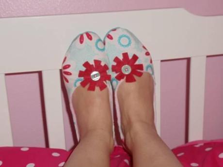 chaussons adulte Patron gratuit : des chaussons cosy