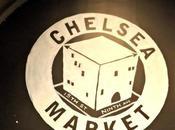 Déjeuner flânerie Chelsea Market New-York