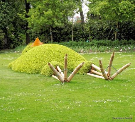 Jardin des plantes - Le Voyage a Nantes 2013   À Découvrir