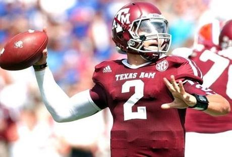 Les Futures Stars de la NCAA: Johnny Manziel