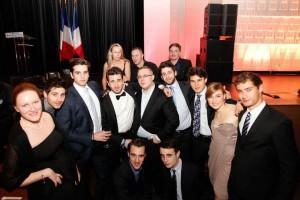 Marion Maréchal Le Pen et le GUD
